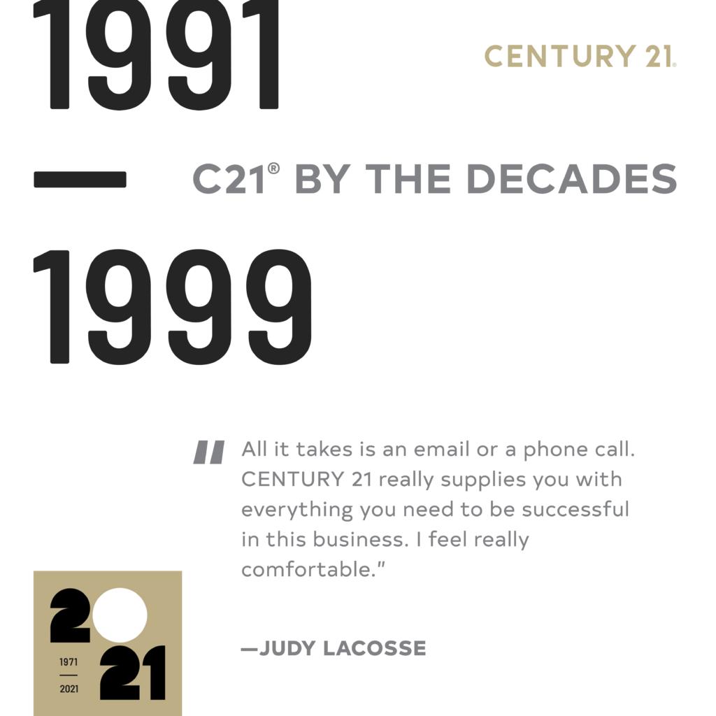 Judith LaCosse 1990's- Unconventional Partnerships image 1