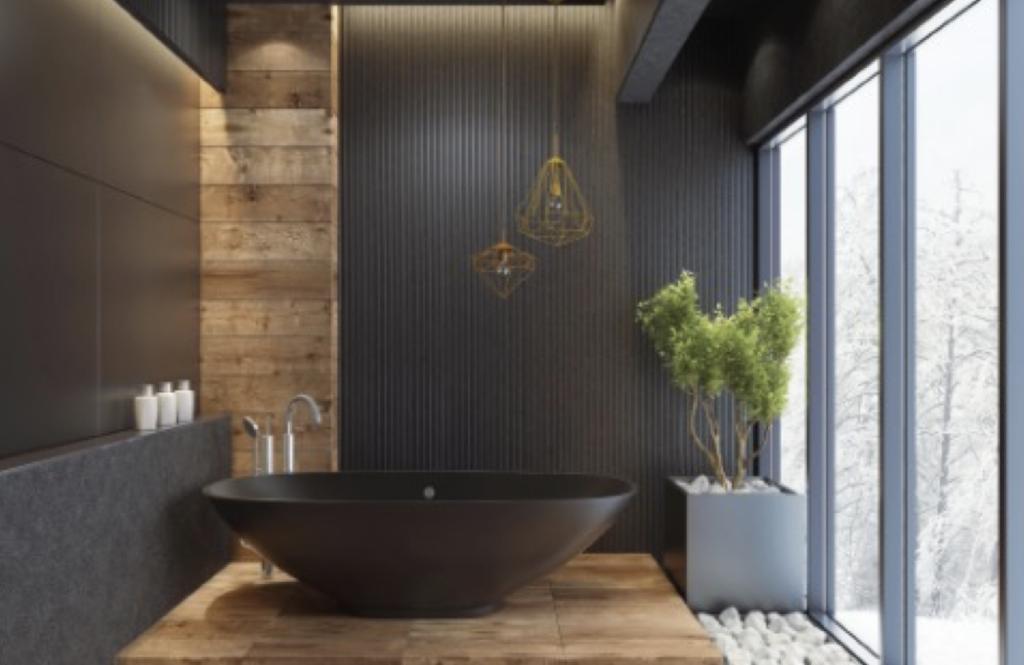 Bathroom design trends for 2021 image 1